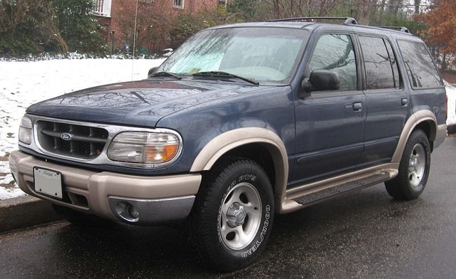 Picture of 1999 Ford Explorer 4 Dr Eddie Bauer 4WD SUV