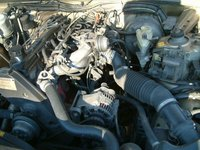 Picture of 1992 Volvo 940 4 Dr GL Sedan, engine