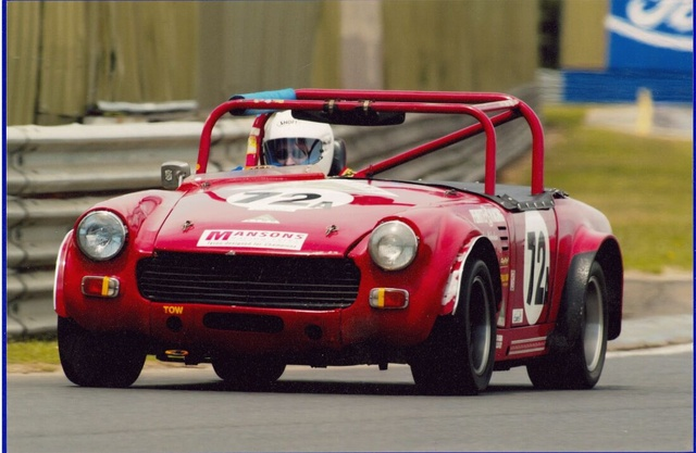 Picture of 1969 MG Midget