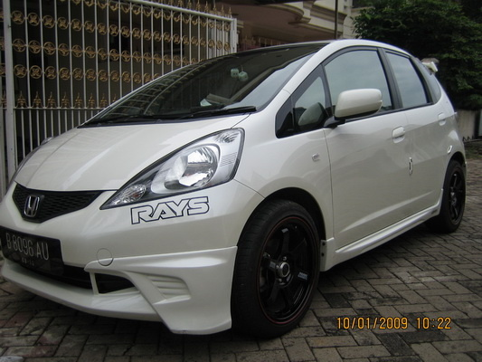 Picture of 2007 Honda Jazz