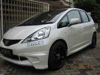 2007 Honda Jazz Overview