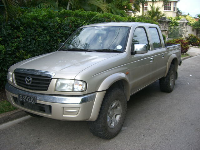 Picture of 2004 Mazda B-Series Truck