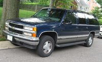 2000 Chevrolet Suburban Picture Gallery