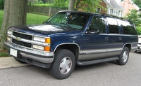 2000 Chevrolet Suburban Overview
