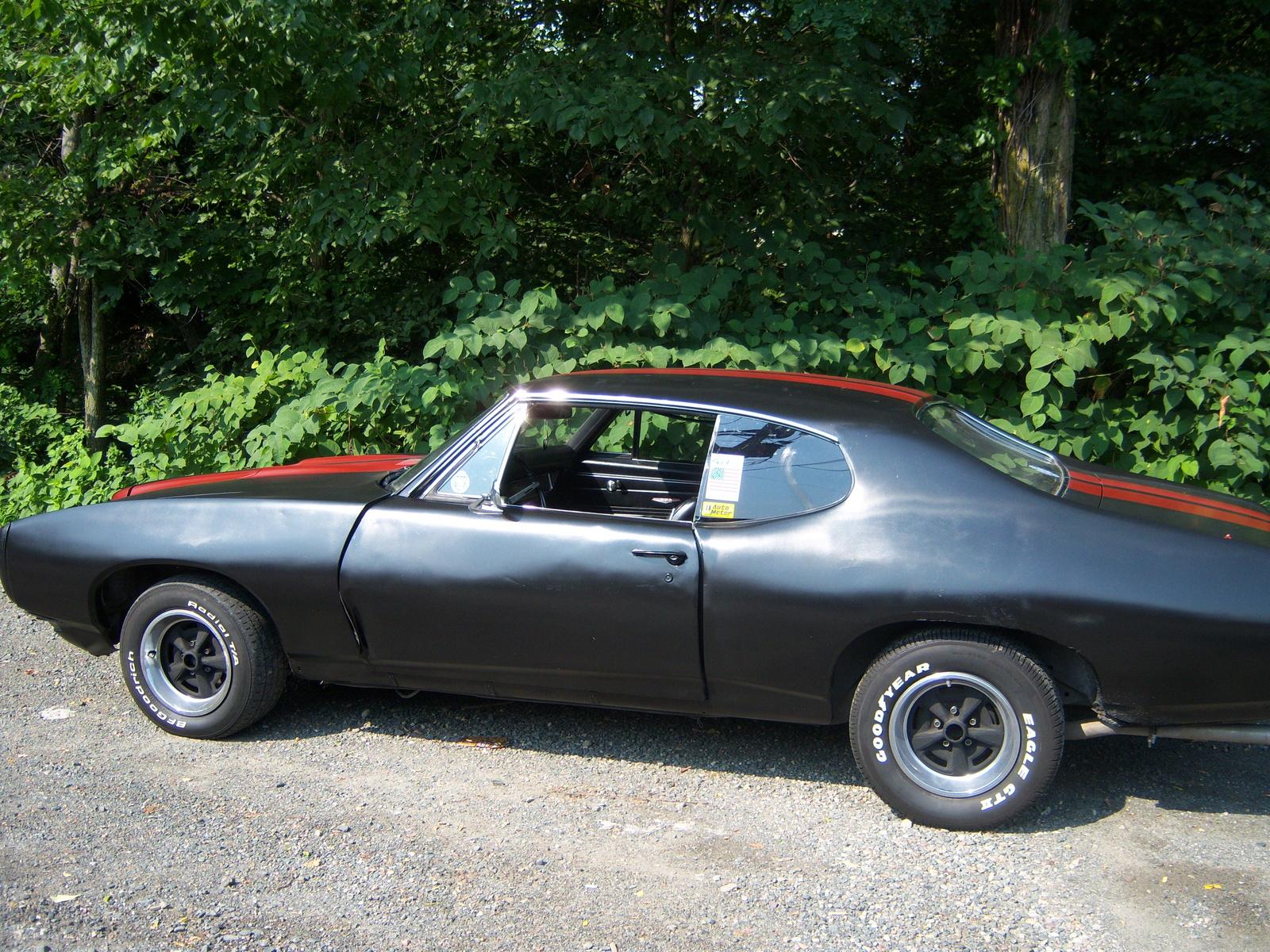 1968 Pontiac Gto Pictures Cargurus