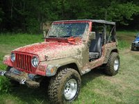 Picture of 1997 Jeep Wrangler SE, exterior, gallery_worthy