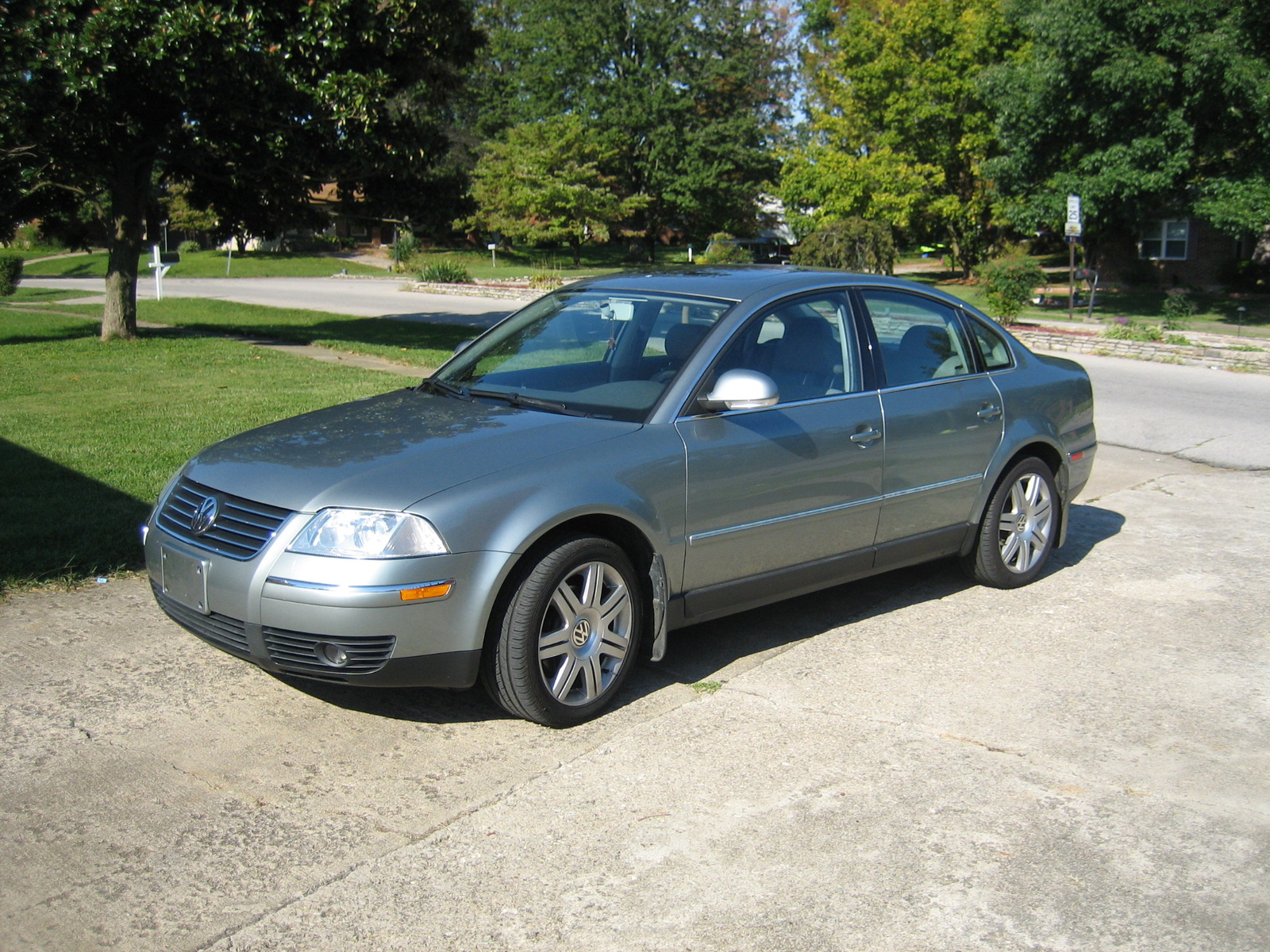 Picture of 2005 Volkswagen Passat GLS