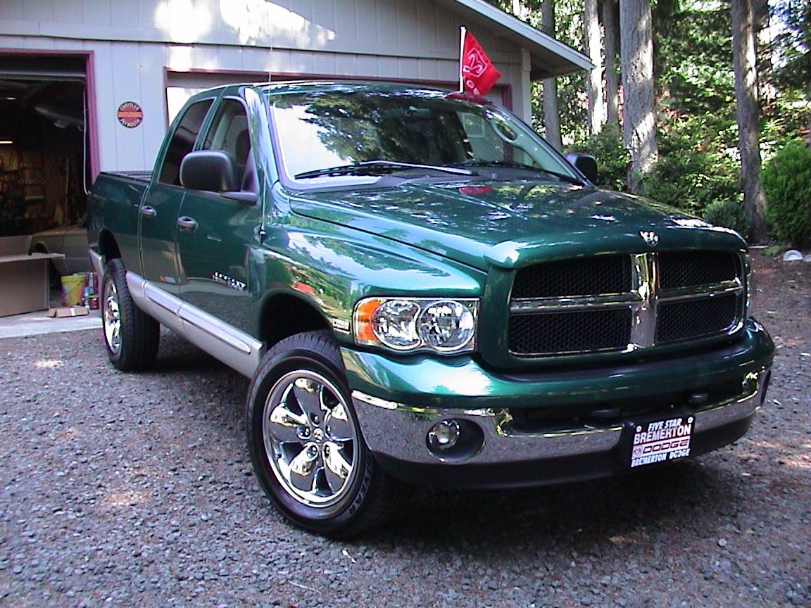 2003 Dodge Ram Pickup 1500 Pictures Cargurus