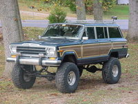 Picture of 1988 Jeep Grand Wagoneer, exterior