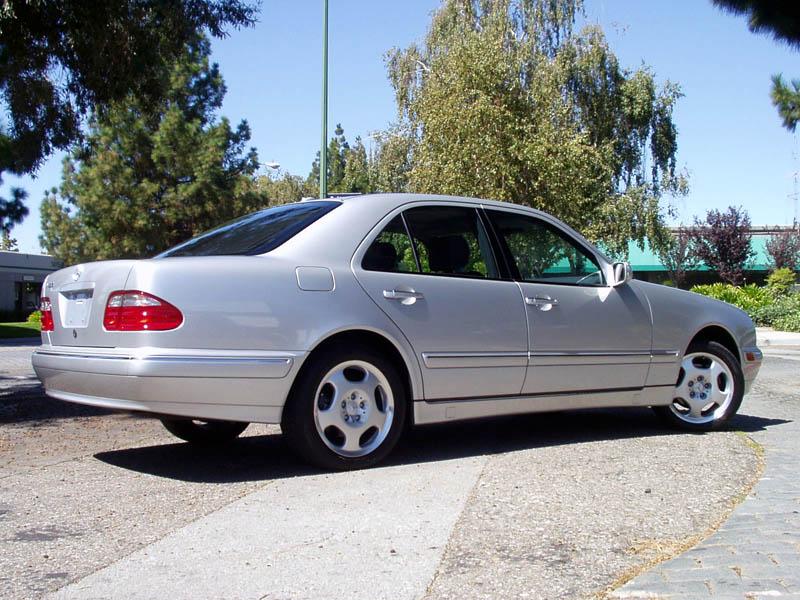2001 mercedes benz e class exterior pictures cargurus for Mercedes benz 2001 e430