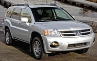 Picture of 2004 Mitsubishi Endeavor Limited, exterior