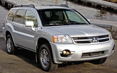 2004 Mitsubishi Endeavor Limited picture