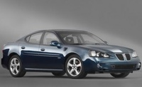 2007 Pontiac Grand Prix Picture Gallery