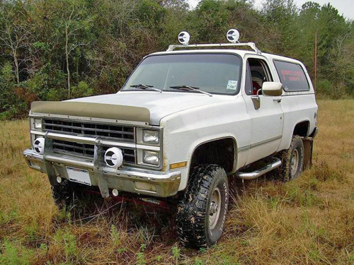 Picture of 1982 Chevrolet Blazer, exterior, gallery_worthy