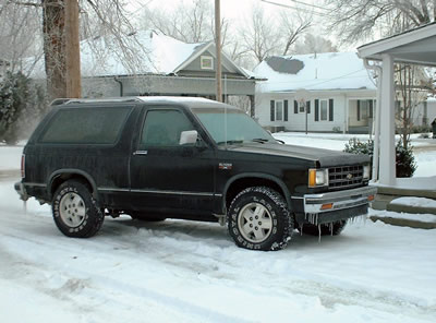 Picture of 1985 Chevrolet S-10 Blazer