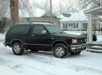 1985 Chevrolet S-10 Blazer Overview