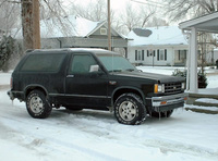 1985 Chevrolet S-10 Blazer Overview