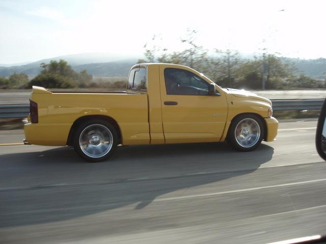2002 Dodge Ram Srt10. 2006 Dodge Ram 1500 SRT-10