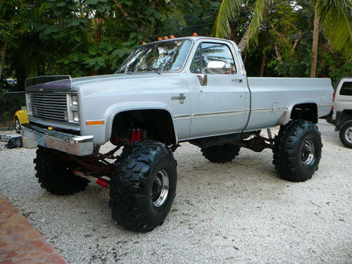 Picture of 1984 Chevrolet C/K 10, exterior, gallery_worthy