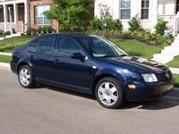 2000 Volkswagen Jetta GLS VR6 picture, exterior