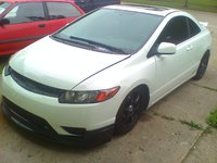 Picture of 2008 Honda Civic Coupe Si, exterior, gallery_worthy