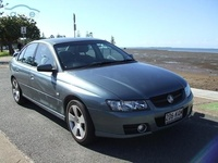 2006 Holden Commodore Overview