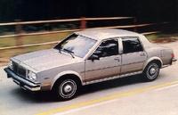 1983 Buick Skylark Overview