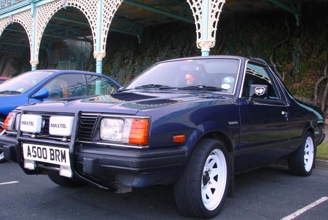 1993 Subaru BRAT picture, exterior
