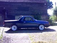 1993 Subaru BRAT Overview