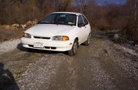 Picture of 1996 Ford Aspire 2 Dr STD Hatchback, exterior