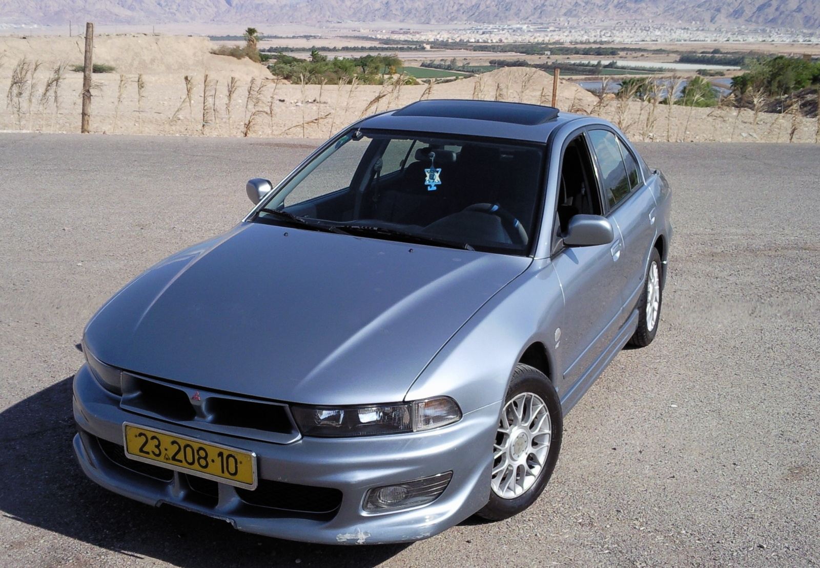2001 Mitsubishi Galant Pictures Cargurus