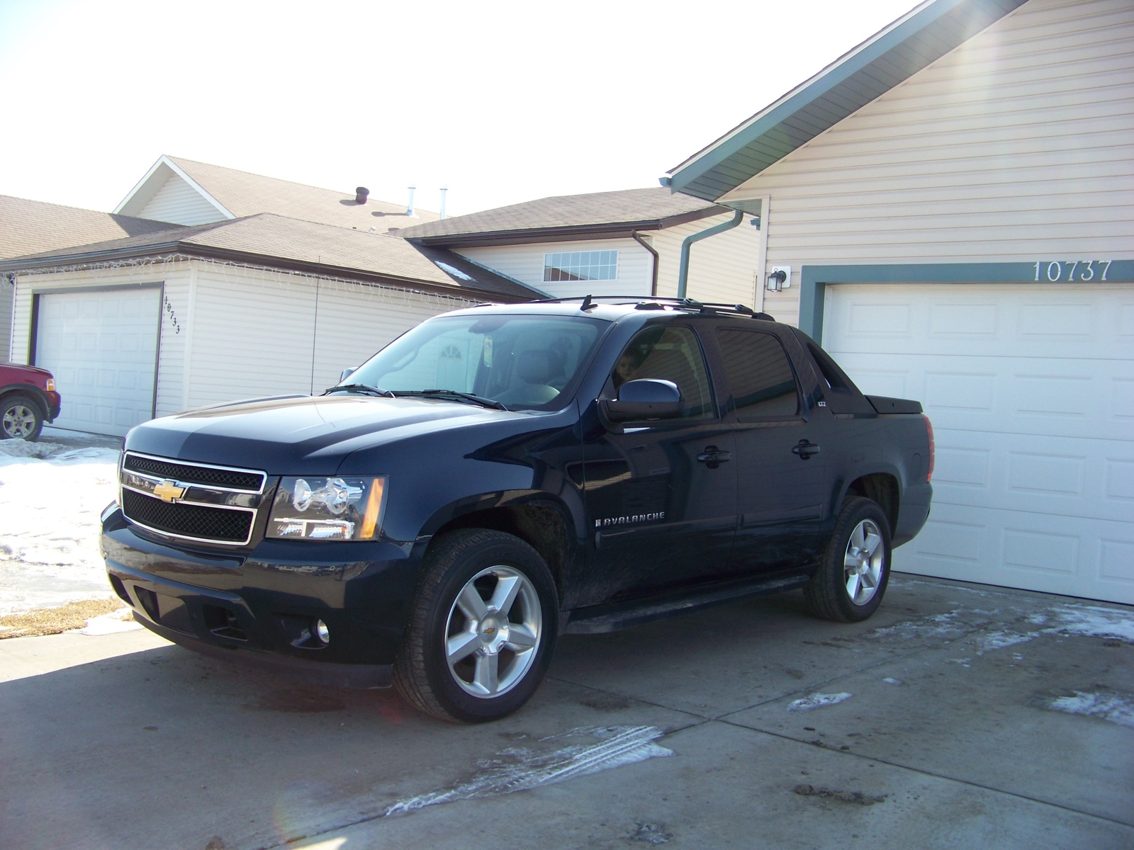 2007 chevrolet avalanche exterior pictures cargurus. Black Bedroom Furniture Sets. Home Design Ideas