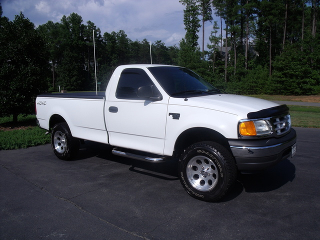 Picture of 2004 Ford F-150 Heritage 2 Dr XL 4WD Standard Cab LB