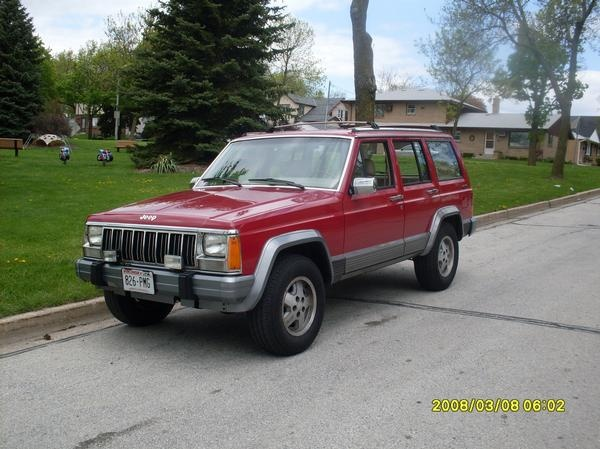 1991 Jeep Cherokee Pictures Cargurus