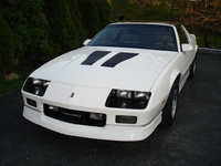 1991 Chevrolet Camaro RS, 1991 Chevrolet Camaro 2 Dr RS Hatchback picture, exterior