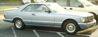 Picture of 1991 Mercedes-Benz 560-Class 2 Dr 560SEC Coupe, exterior