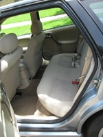 2003 Saturn L-Series 4 Dr LW200 Wagon picture, interior