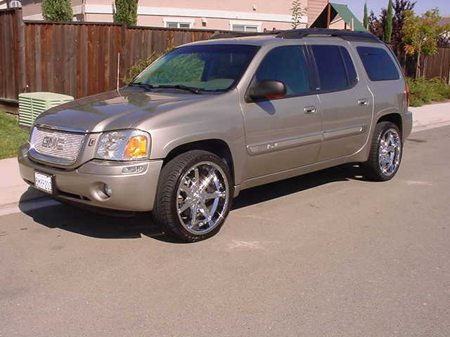Picture of 2003 GMC Envoy XL SLT 4WD, exterior
