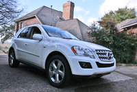 Picture of 2009 Mercedes-Benz M-Class ML 320 BlueTEC, exterior, gallery_worthy