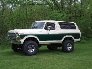 1978 Ford Bronco picture, exterior