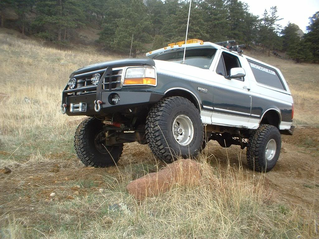 1995 Ford Bronco Overview Cargurus 1969 Xlt