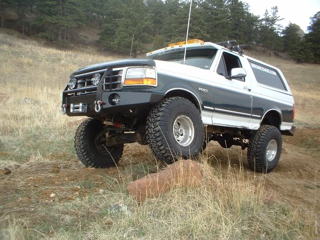 1995 Ford Bronco picture