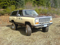 1982 Dodge Ramcharger Overview