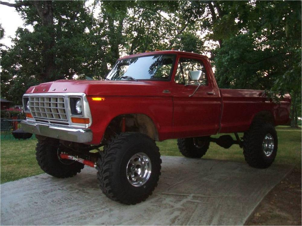 1978 Ford F-250 picture, exterior