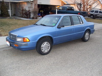 1990 Dodge Spirit 4 Dr STD Sedan picture, exterior