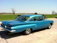 1960 Chevrolet Biscayne Overview
