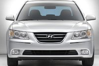 2010 Hyundai Sonata, front view, exterior, manufacturer