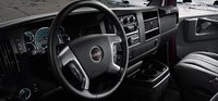 2010 GMC Savana, steering wheel, interior, manufacturer