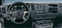 2010 GMC Savana, dashboard, interior, manufacturer