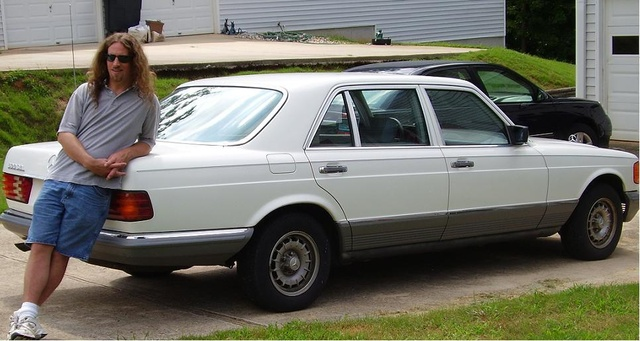 Picture of 1990 Mercedes-Benz 500-Class